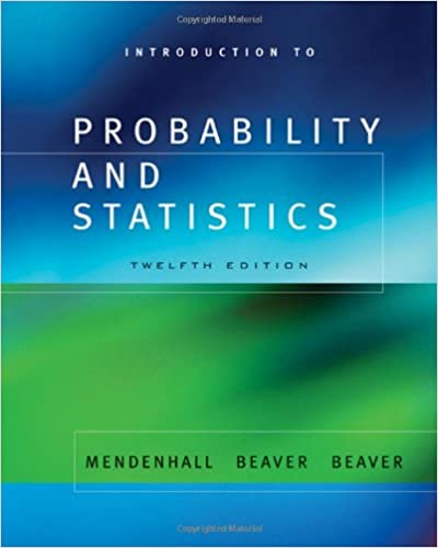 Amazon com: Introduction to Probability and Statistics (with