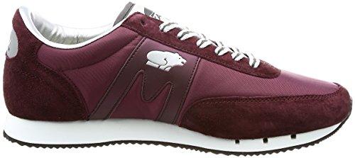 Sneakers UOMO F802563-ALBATROS-ELITE AUTUNNO/INVERNO Rot