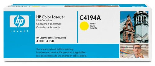 Product Smith Genuine HP Hewlett Packard C4194A Toner Cartridge for HP Color LaserJet 4500 & 4550 Series Printers - -