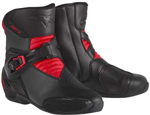 Alpinestars Boot SMX-3 Black/Red-38