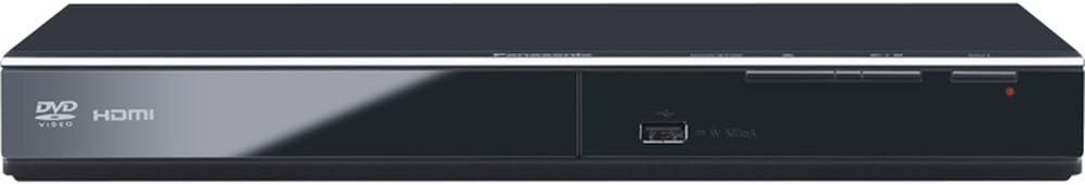 Panasonic All Region 1080p HDMI Up-Converting DVD Player, Plays PAL/NTSC DVD's, 110-240 Volt