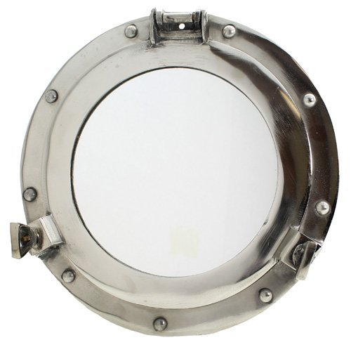 41RBKmHOKCL Best Porthole Mirrors For Nautical Homes