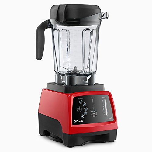 Vitamix 780 RED NEWEST MODEL
