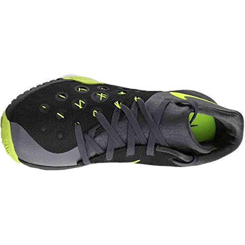 Volt Uomo dark Nike 2015 Verde Multicolore Sportive black Scarpe negro Hyperquickness Gris Grey Zoom qZPZcTw1Aa