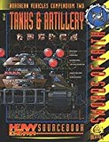 Heavy Gear Northern Vehicles Compendium Two - Tanks & Artillery: Swords of Faith