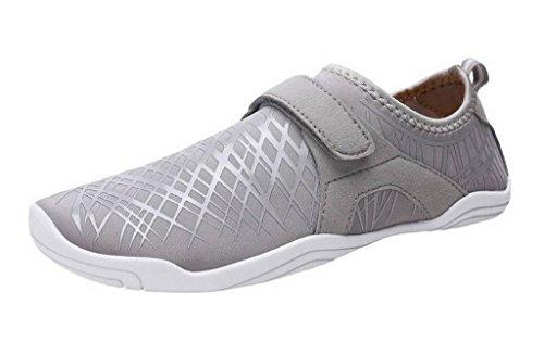 Chausson Bigood Extérieurs Respirant Gris Yoga Rapid Sport d'eau Séchage Chaussure Nager HPwAqYPO