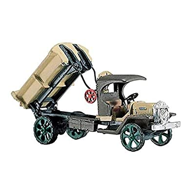 Woodland Scenics HO Scale Kit Federal Dump Truck WOOD: Toys & Games