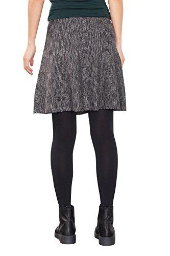 ESPRIT, Falda para Mujer Gris (Anthracite 5 014)