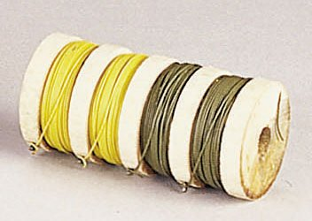 USGI Trip / Snare Wire 160′ Vietnam Era Emergency Survival, Outdoor Stuffs