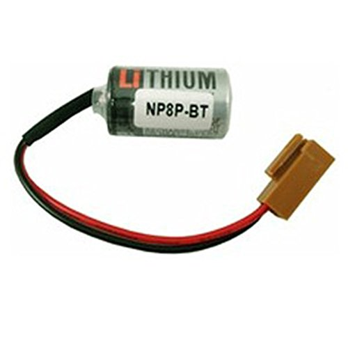 (NP8P-BT / LS14250-MR Battery for PLC and CPU Modules)