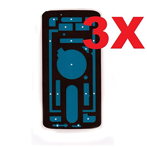 timeless design f217c e86e1 ePartSolution_3X Motorola Droid Turbo 2 XT1580 XT1585 Back Cover Battery  Door Tape Adhesive Sticker Only Replacement Part USA Seller