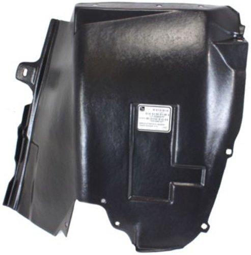 OE Replacement Dodge Stratus Front Driver Side Fender Splash Shield (Partslink Number (Dodge Stratus Fender)