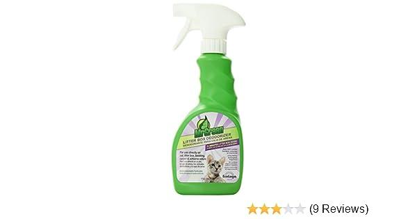 MrGreen 17-Ounce Cat Litter Box Deodorizer