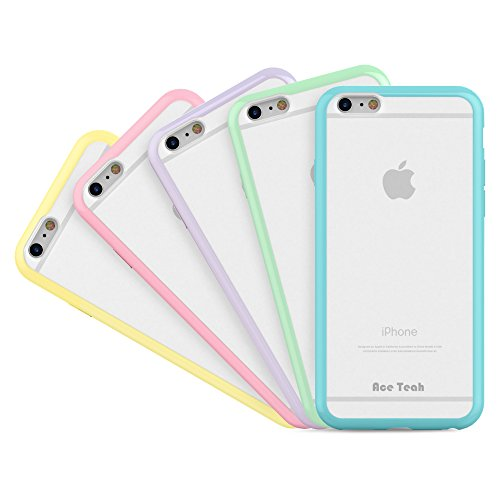 iPhone 6 Case, 5 Pcs Ace Teah iPhone