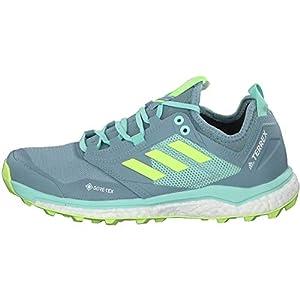 Adidas Terrex Agravic XT GTX Verde | Zapatillas Trail Mujer