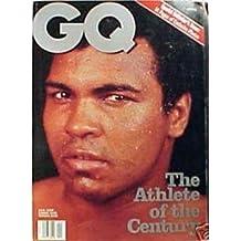GQ Magazine April 1998 Muhammad Ali (Single Back Issue)