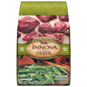 Innova Nature's Table Grain Free Venison & Peas - 5lb
