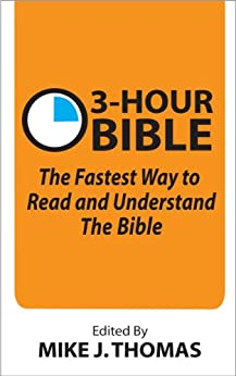 3-Hour Bible by [Thomas, Mike]