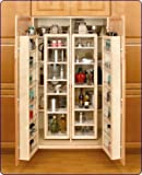 Rev-A-Shelf 57inch H Swing Out Pantry Door Unit With Hardware, Single