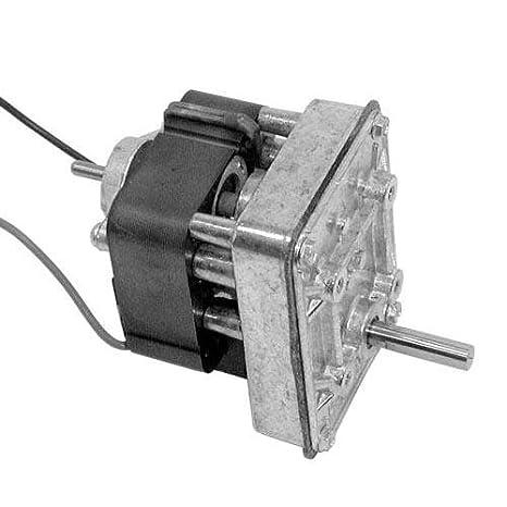 Amazon.com: Star Mfg 2u-z13803 Motor de disco 115 V1P 5.5rpm ...