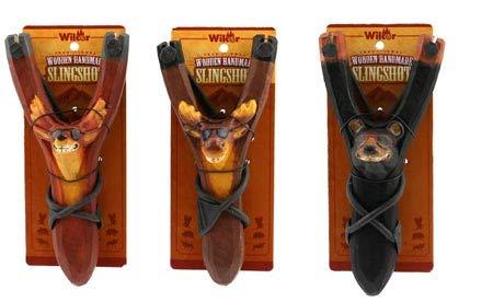 Amazon.com: Rústico Axentz Animal con gafas de sol y madera ...