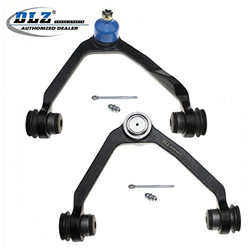 - DLZ 2 Pcs Front Suspension Kit-2 Upper Control Arm and Ball Joint Assembly Compatible with 1997-2003 Ford F150 F250 4WD 1997-2002 Ford Expedition 4WD 1998-2002 Lincoln Navigator 4WD K8722 K8724