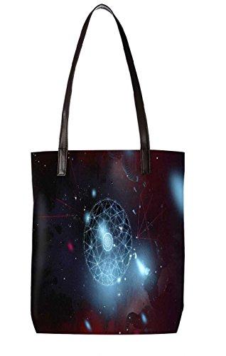 Snoogg Strandtasche, mehrfarbig (mehrfarbig) - LTR-BL-3515-ToteBag