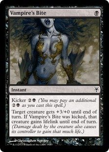 Amazon.com: Magic: the Gathering Vampire39;s Bite - Duel ...