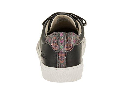 Unido De Reino Vason uu Casual Tres Mujer 4 Skechers Calzado Ee Negro 7 RAEU4d4w7q