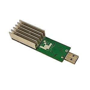 Rev 2 GekkoScience 2-Pac Compac USB Stick Bitcoin Miner 15gh/s+ (BM1384x2)