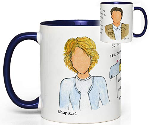 You've Got Mail Mug Movie Quote Fan Gift