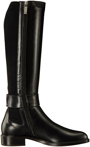 Aquatalia Womens Giada Calf Riding Boot Black yem6En