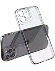iPhone 13 pro case cleas silicone one bumper case