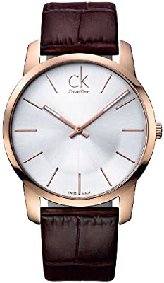 K2G21629 Calvin Klein CK City Mens Watch - 43 mm.