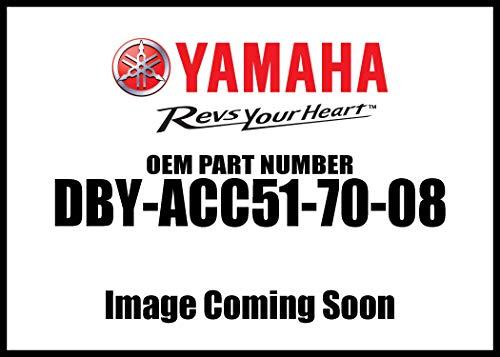 YAMAHA OPTIMATE CHARGE NOW! WARNING FLASHER SEALED BATTERY DBY-ACC51-70-08 -