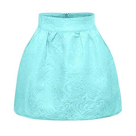 DQHXGSKS Faldas de tutú de Primavera para Mujer Saia Mujer en ...