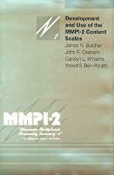 Development and Use of the MMPI-2 Content Scales (MMPI-2 Monographs)