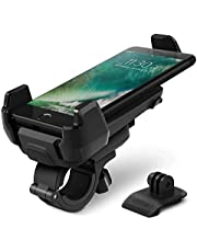 iOttie Active Edge Bike & Bar Motorcycle Mount for iPhone 7/6 (4.7), Galaxy S6/S6 Edge & GoPro Hero 4, Hero 3, Hero 3+ - Black