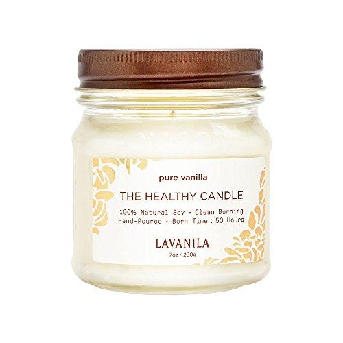 Lavanila Healthy Candle Pure Vanilla