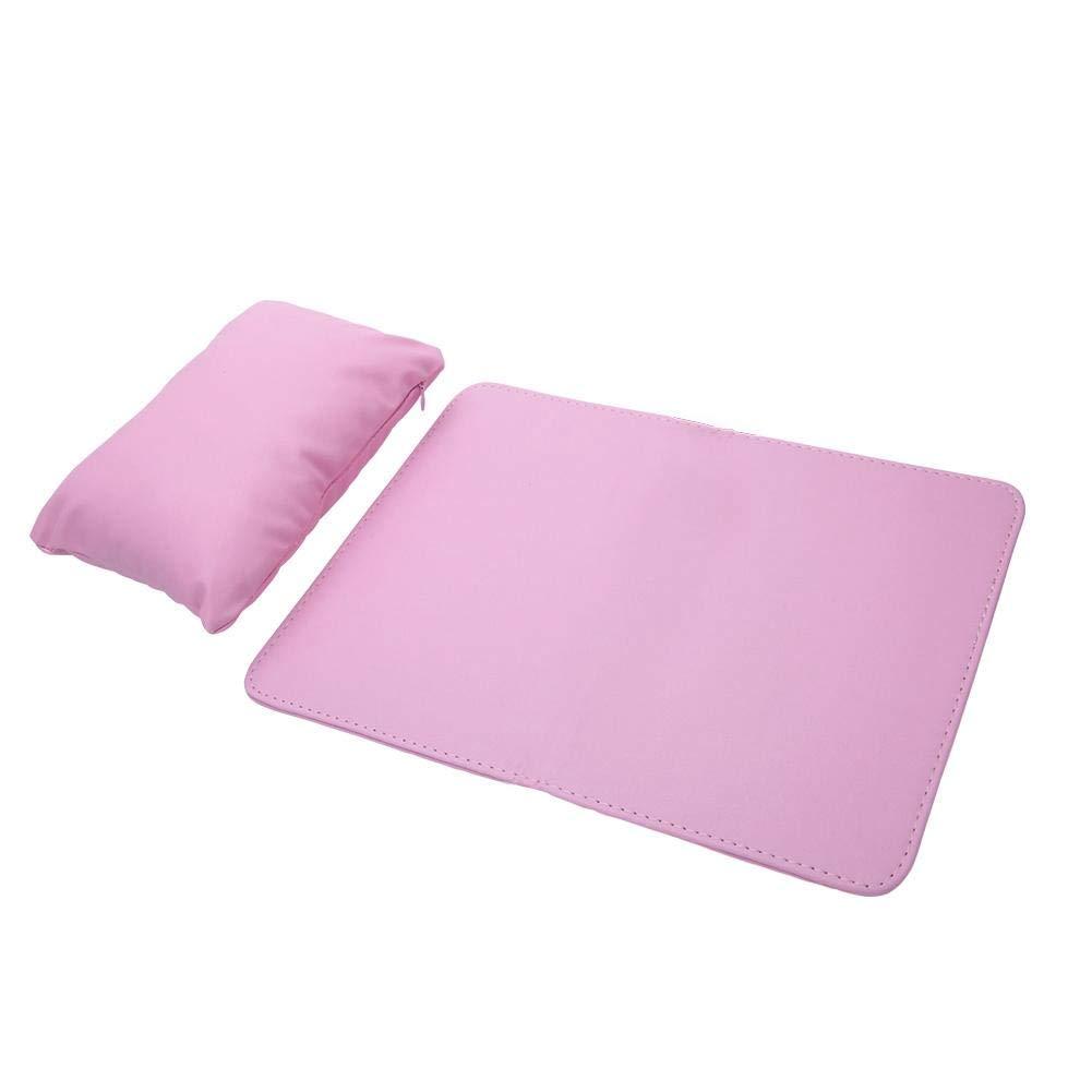 Amazon.com: Almohada de manicura para manicura, cojín de ...
