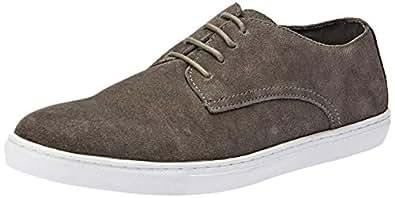 Uncut Men's Riptide Casual Dress Shoe, Grey, 10 AU