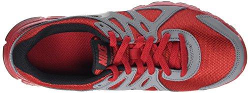 Nike Revolution 2 GS - Zapatillas infantiles Gym Red/Black-Cool Grey-White