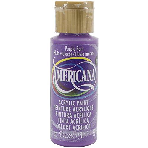 Deco Art Americana Acrylic Paint, 2 oz, Purple Rain