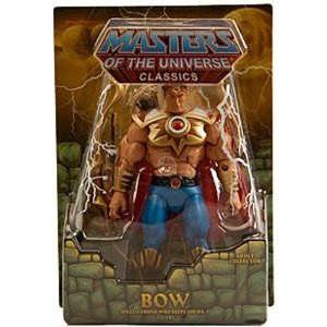 HeMan Masters of the Universe Classics Exclusive Action Figure Bow