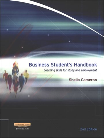 Business Student's Handbook: Learning Skills for Study & Employment