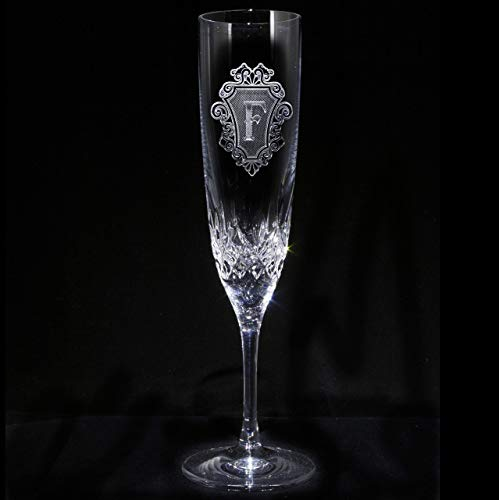 Waterford Crystal Lismore Champagne Toasting Flute Glass