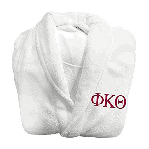 Phi Kappa Theta Fraternity Lettered Bathrobe ()