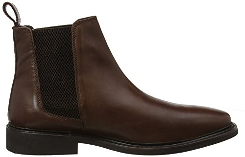 Chatham ChathamKirk - Botas Chelsea Hombre, Color Marrón, Talla 47 EU (13 UK)