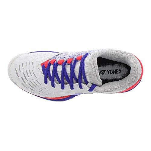 ... Yonex Kvinnenes Makt Pute Fusionrev 2 Tennissko Hvit Og Purple- ( stfr2lwpu ...