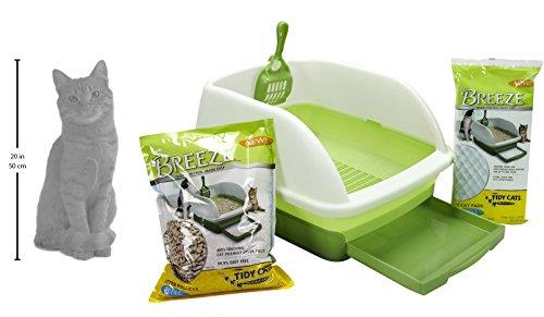 Tidy Cats Cat Litter Breeze Litter Box Kit System 1 Kit